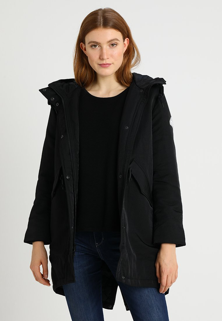 Penfield - GREENWOOD - Parka - black