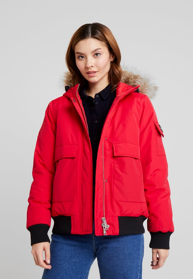 THORNWOOD JACKET - Talvitakki - red