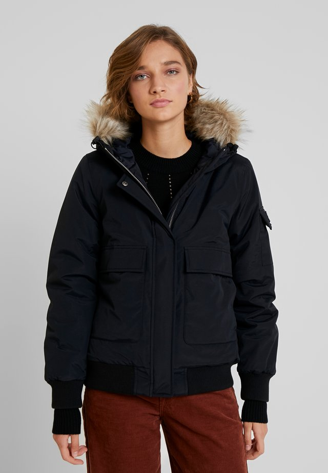 THORNWOOD JACKET - Vinterjakke - black