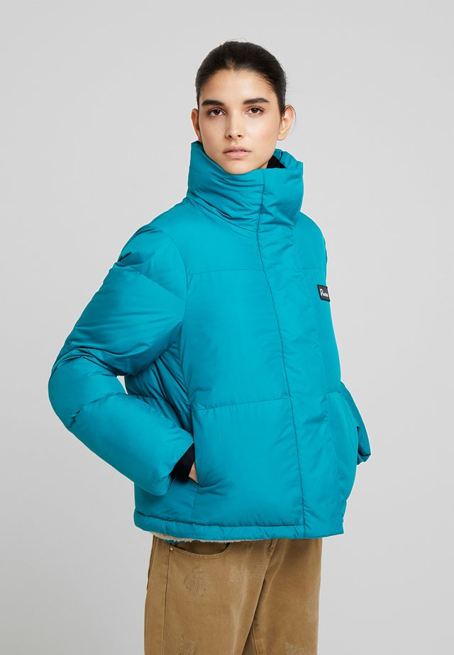MELROSE JACKET - Vinterjakke - dark teal