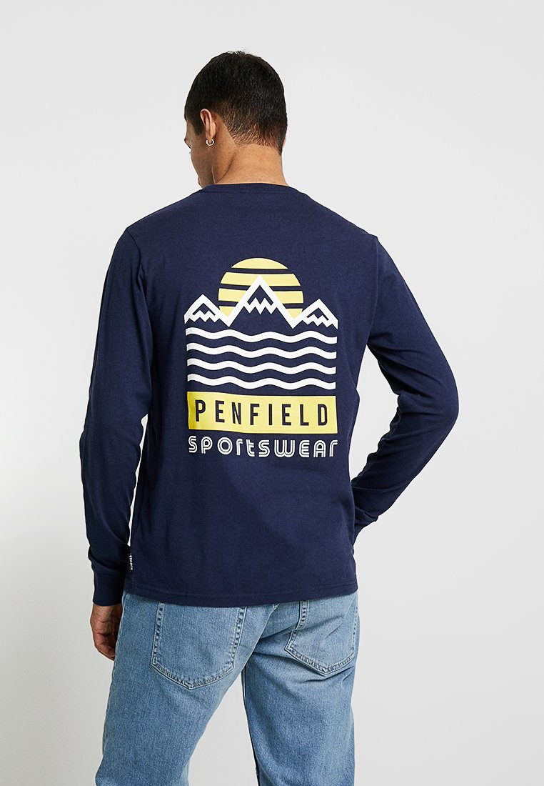 Penfield - TROY  - Long sleeved top - navy