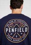 Penfield - BRACE - Langarmshirt - navy