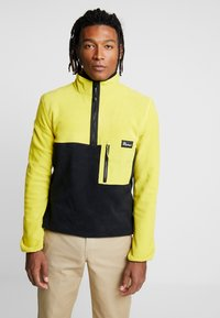 Penfield - HYNES - Fleece trui - citrus - 0