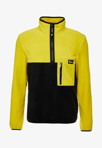 Penfield - HYNES - Fleece trui - citrus - 4