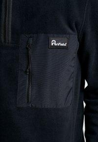 Penfield - HYNES - Fleece jumper - black - 5