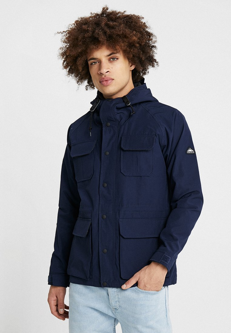 Penfield - KASSON JACKET - Let jakke / Sommerjakker - peacot