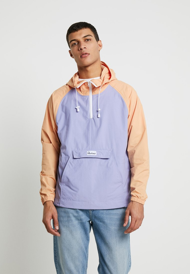 Penfield - PACJAC COLOURBLOCK JACKET - Windbreaker - lavender