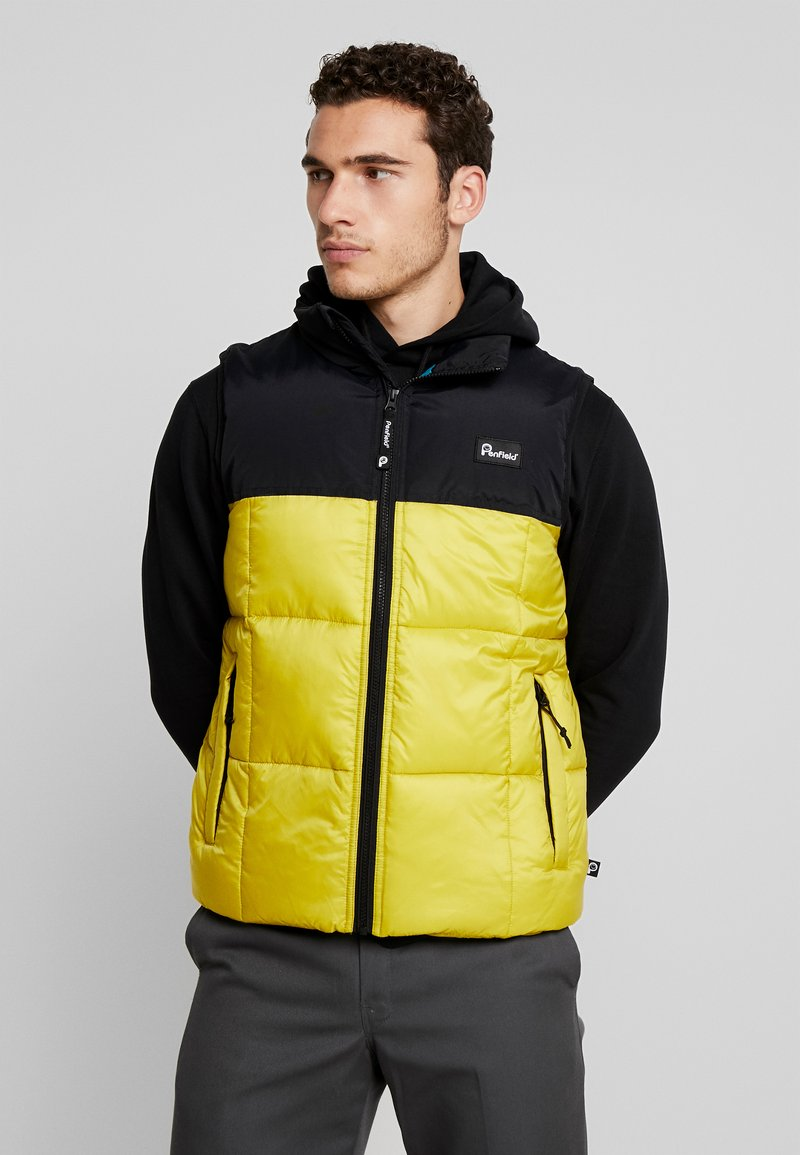 Penfield - STURBRIDGE VEST - Weste - citrus