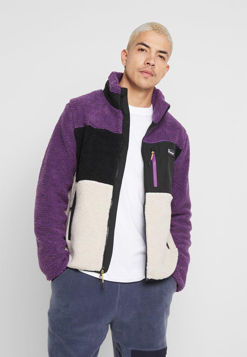 Penfield - MATTAWA COLOURBLOCK - Winter jacket - purple magic