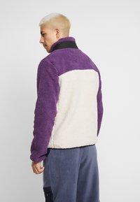 Penfield - MATTAWA COLOURBLOCK - Winter jacket - purple magic - 2