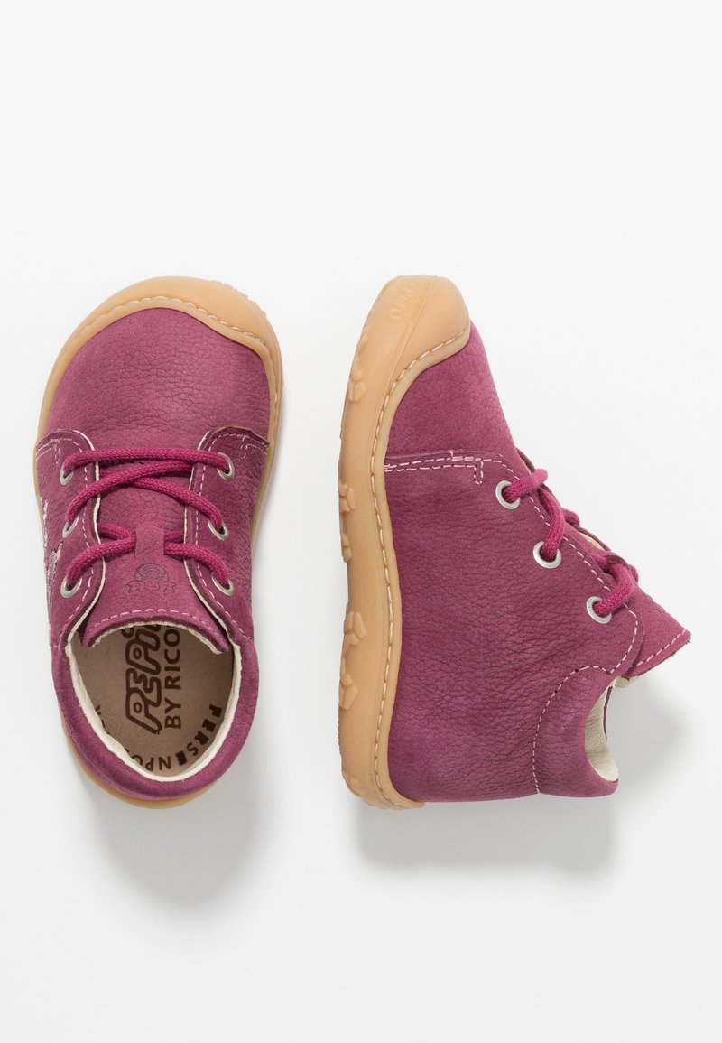 Pepino - MECKI - Baby shoes - fuchsia