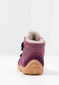Pepino - LIAS - Baby shoes - merlot - 4