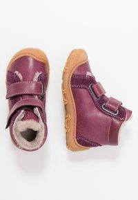 Pepino - LIAS - Baby shoes - merlot - 0