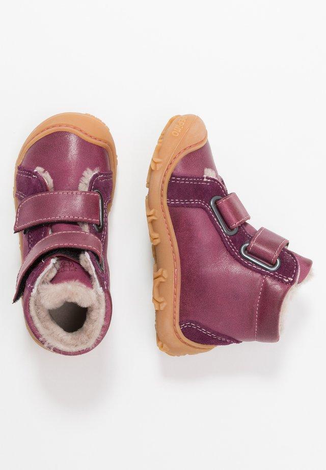 LIAS - Lära-gå-skor - merlot