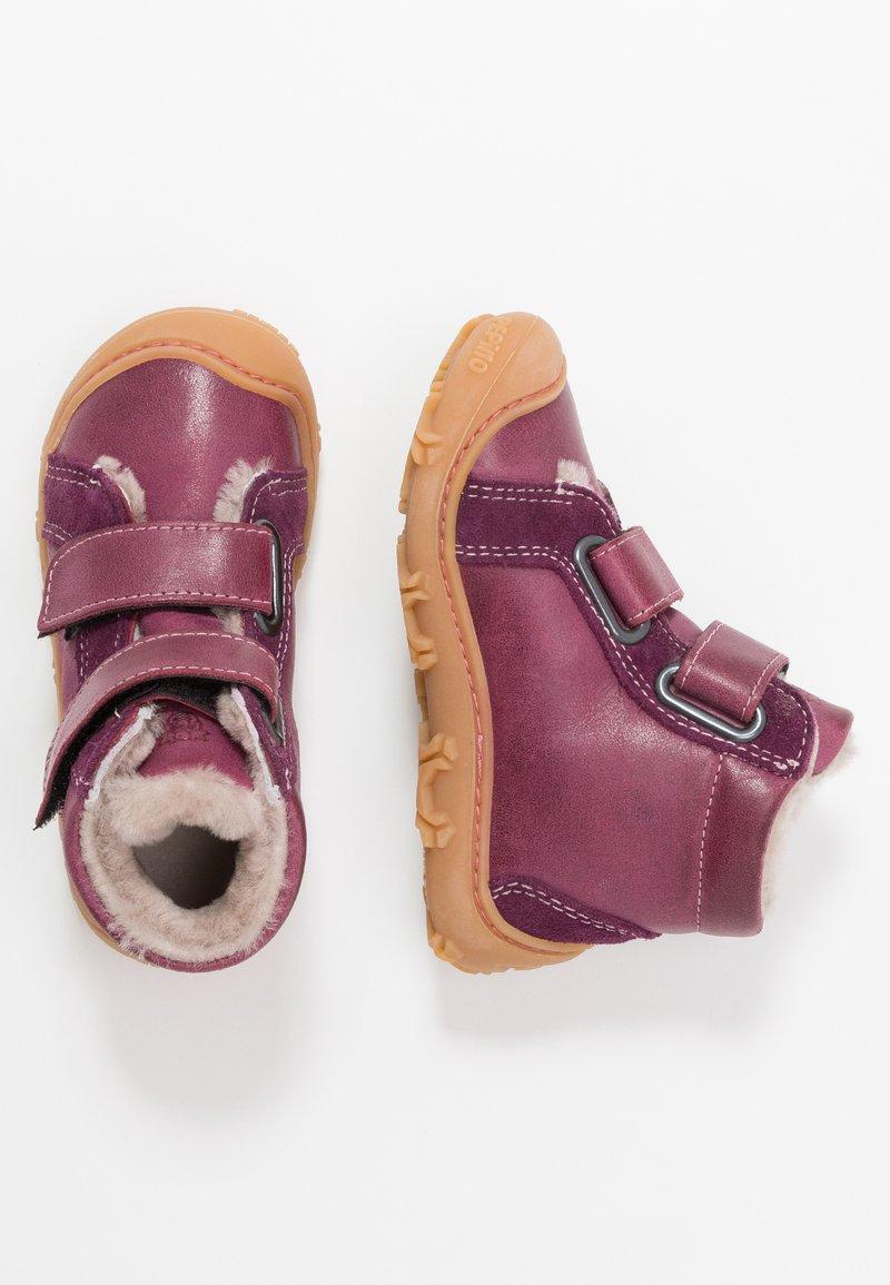 Pepino - LIAS - Baby shoes - merlot