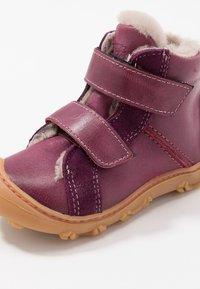 Pepino - LIAS - Baby shoes - merlot - 2
