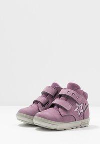 Pepino - ALEXIA - Vysoké tenisky - purple - 3