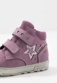 Pepino - ALEXIA - Vysoké tenisky - purple - 2