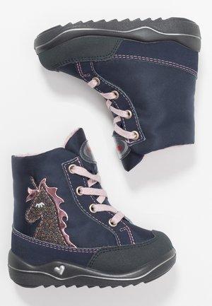 ALINA - Winter boots - nautic/marine