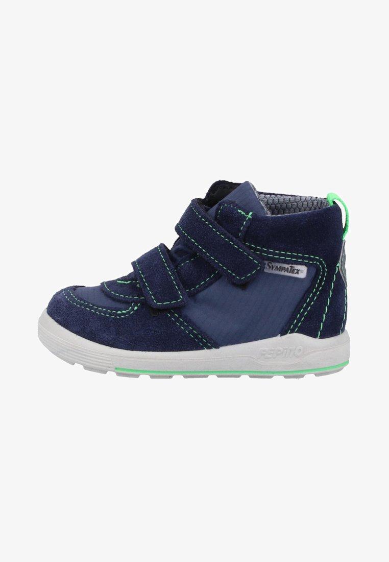 Pepino - Touch-strap shoes - nautic/neon green