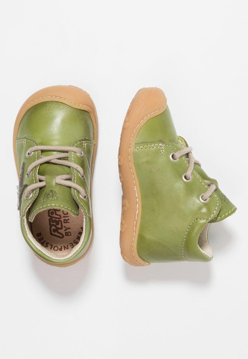 Pepino - ROMY - Baby shoes - leaf