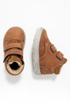 ALEX - Zimní obuv - curry
