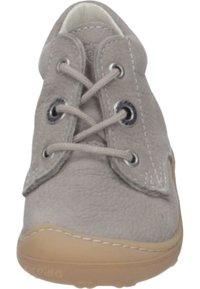 Pepino - Chaussures premiers pas - grey - 4