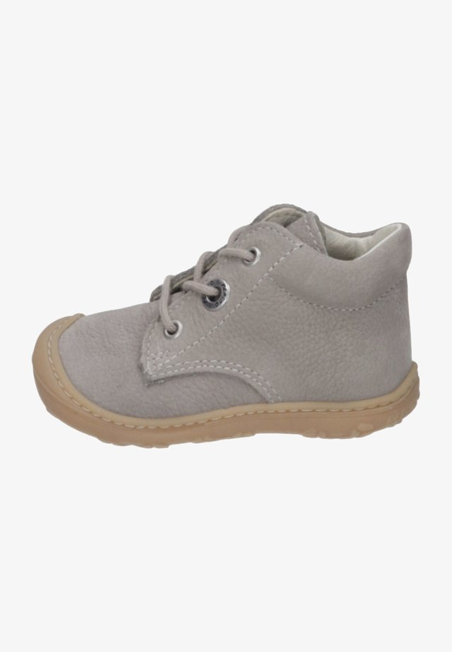 Baby shoes - grey