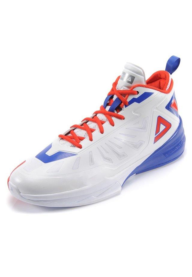Chaussures de basket - wit