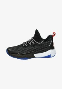 PEAK - MIT PROFILIERTER SOHLE - Basketball shoes - schwarz - 0