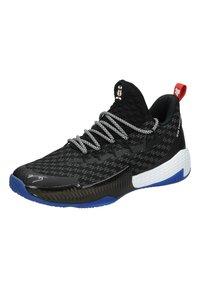PEAK - MIT PROFILIERTER SOHLE - Basketball shoes - schwarz - 1