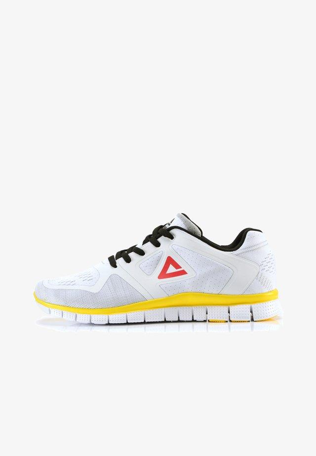 F LITES - Sneakers laag - weiß