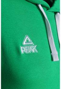 PEAK - Hoodie - grün - 2