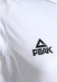 PEAK - SHOOTING SHIRT ENERGY - Long sleeved top - weiß - 2