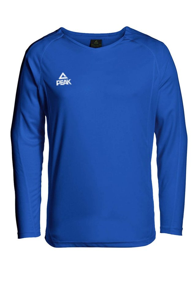 SHOOTING SHIRT ENERGY - Long sleeved top - blau
