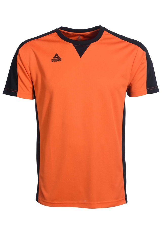 Club wear - orange-noir