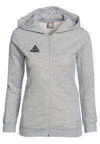 PEAK - Zip-up hoodie - grau - 0