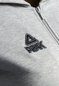 PEAK - Zip-up hoodie - grau - 2