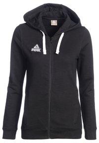 PEAK - Zip-up hoodie - schwarz - 0