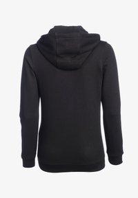PEAK - Zip-up hoodie - schwarz - 1