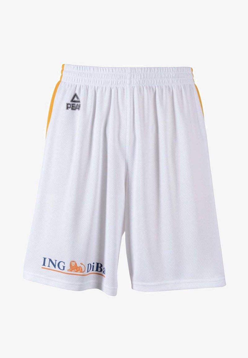 PEAK - Sports shorts - blanc