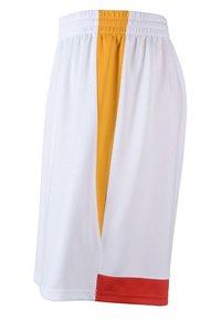PEAK - Sports shorts - blanc - 2