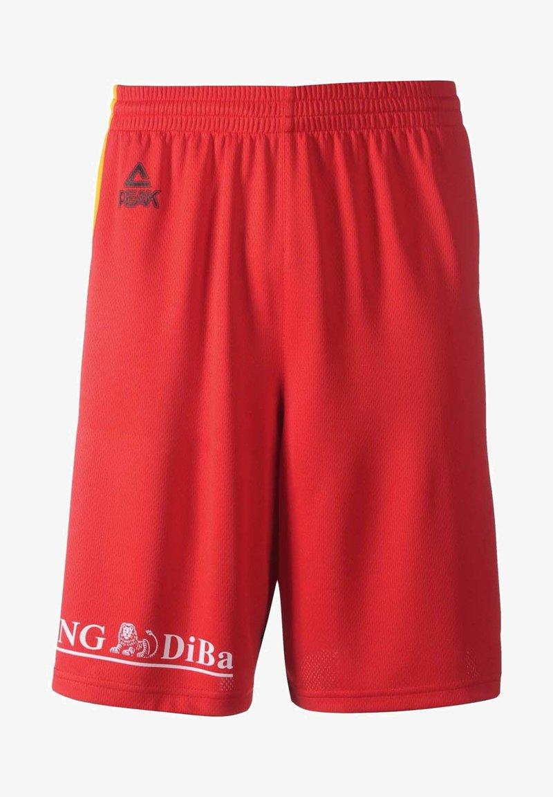 PEAK - Sports shorts - rouge