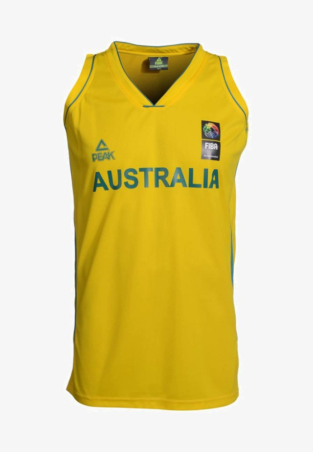 AUSTRALIA - National team wear - yellow