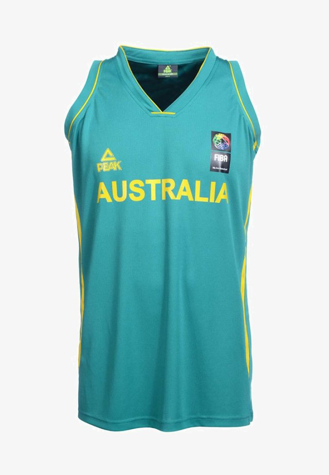 AUSTRALIA - National team wear - green