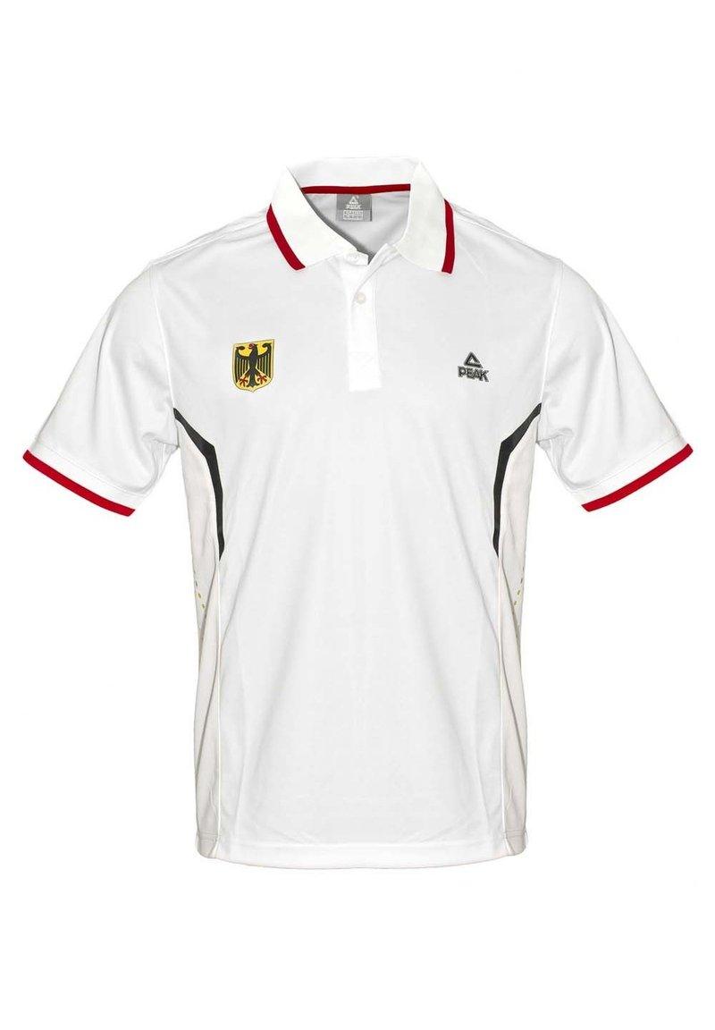 PEAK - PEAK  - Print T-shirt - blanc