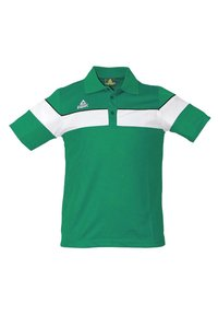 PEAK - Polo shirt - vert-blanc - 0