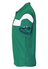 PEAK - Polo shirt - vert-blanc - 2