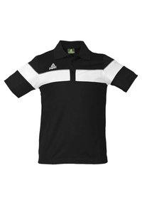 PEAK - Polo shirt - noir-blanc - 0