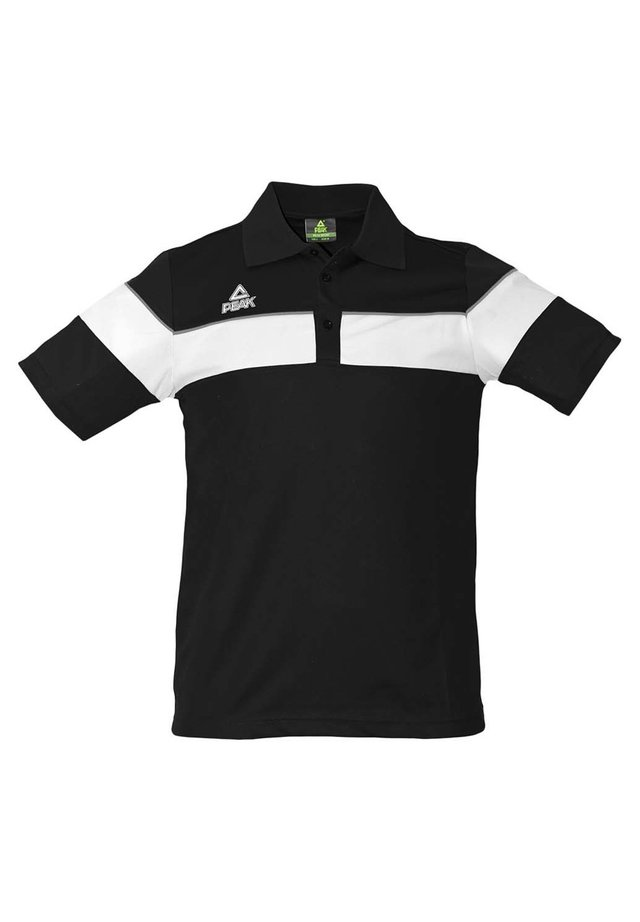Polo shirt - noir-blanc